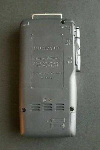 Olympus Handheld MicroCassette Voice