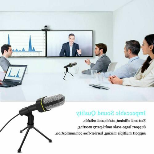 Professional Microphone Mic Tripod Stand