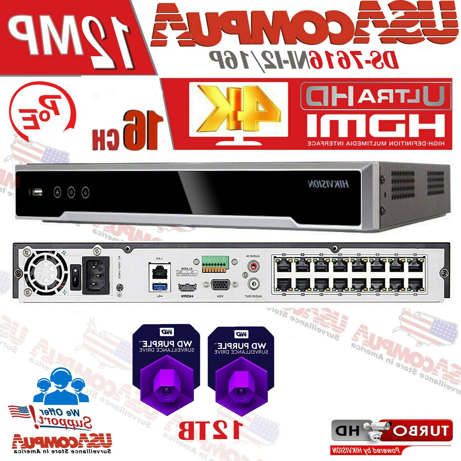q see 16 channel dvr 4k qth167