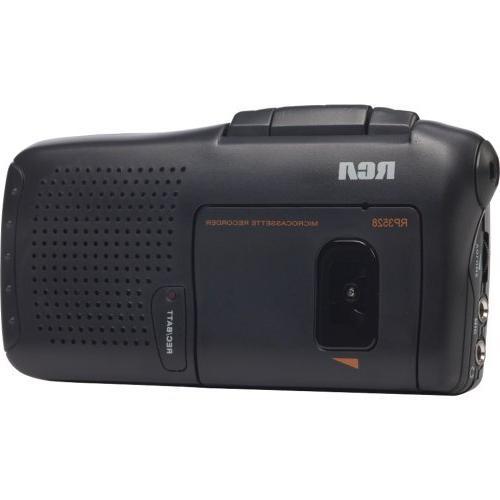 rp3528 micro cassette voice recorder