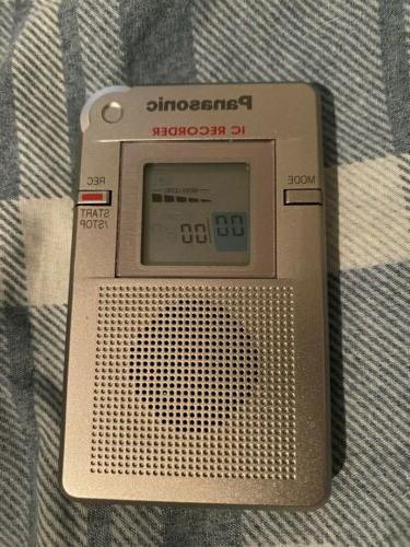 Panasonic RR-DR60