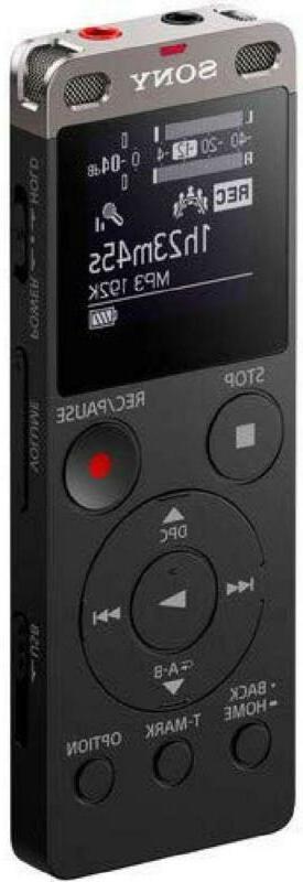 Sony Ux Series, Gb Built-In Storage, Via Mic