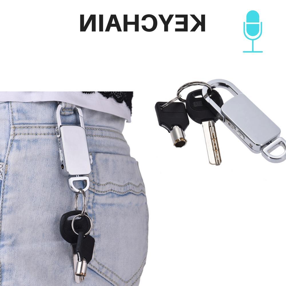 Spy Mini Audio Voice Activated Listening Device 99 Keychain Life
