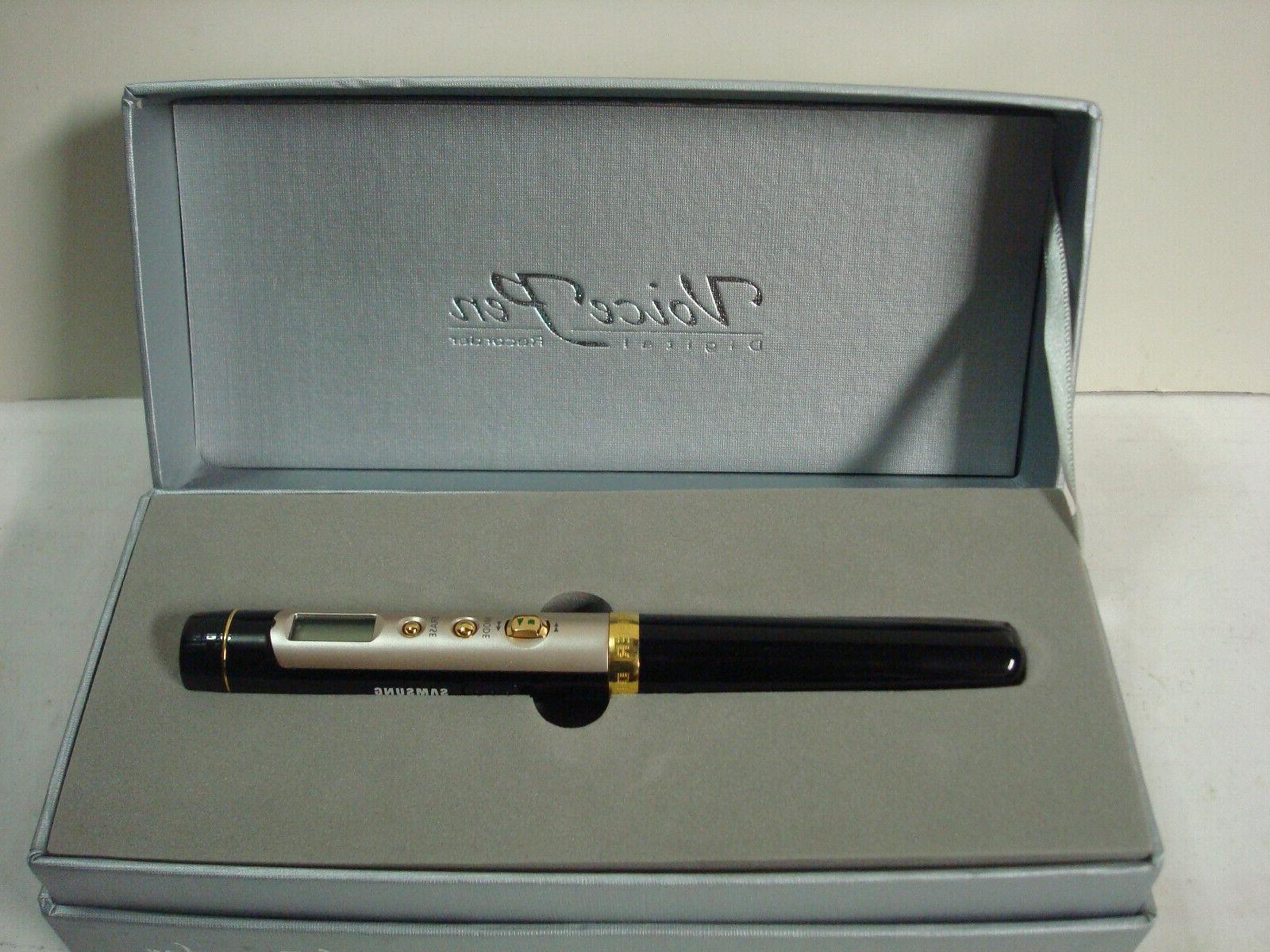 Samsung Pen Recorder / Pointer. NEW. Open