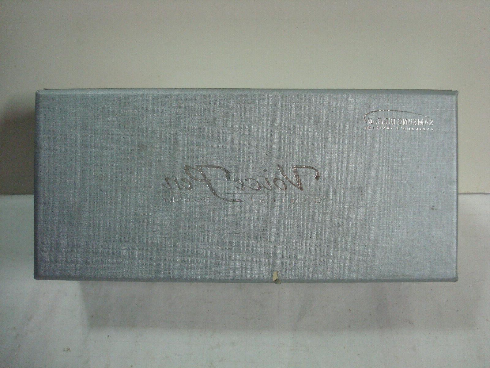 svr p220 digital voice pen recorder laser