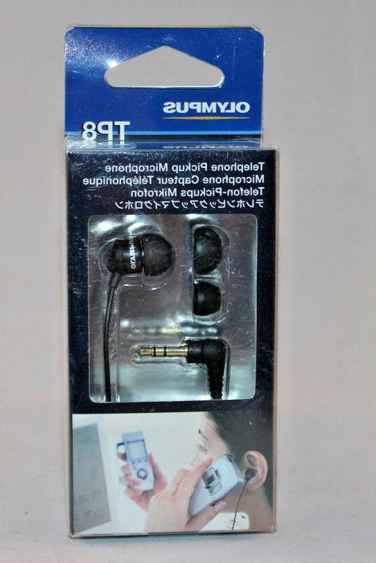 tp 8 telephone pick up microphone universal