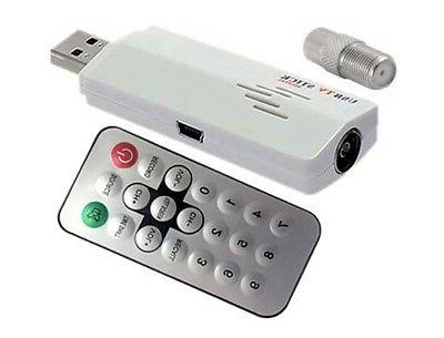 USB 2.0 Video Capture Digital Video Recorder + TV Tuner For