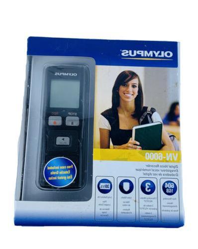 Olympus VN-6000 Digital Voice Recorder
