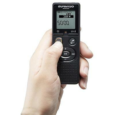 Olympus VN541PC Digital Recorder 4GB Micro-USB Cable with -