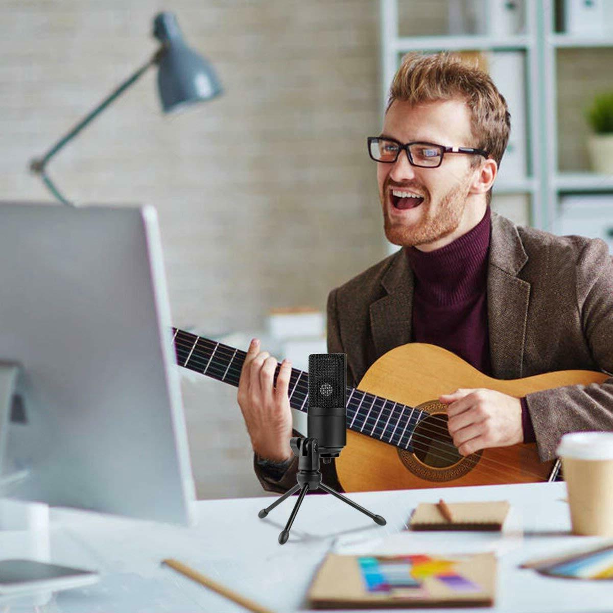 Music Recording Condenser USB
