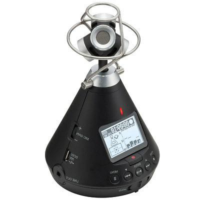 Zoom H3-VR 360° Virtual Reality Recorder