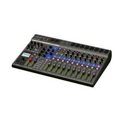 Zoom LiveTrak L-12 12-Channel Digital Mixer  Multitrack Reco