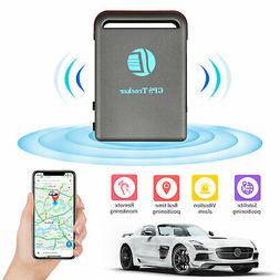 Magnetic Mini Car GPS Tracker Real Time Tracking Locator Dev