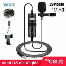 Microphone Camera Video Smatphone Dslr Mic Omni Directional