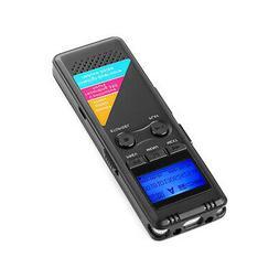 Mini 8G Digital Sound Audio Voice Recorder Dictaphone Listen