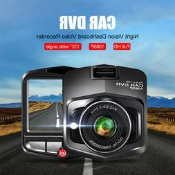 HP320 Mini Car DVR Video Driving Recorder Night Vision 1080P