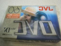 JVC Mini DV Tape DVM60ME M-DV60DU Digital Video Recording Ca