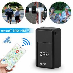 Mini GPS Tracker Anti-theft Device Smart Locator Voice Magne
