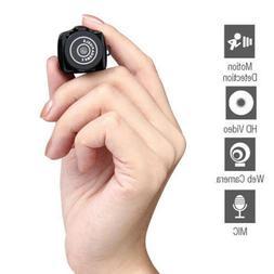 Mini HD Cat Collar Camera Video Audio Recorder Webcam Small