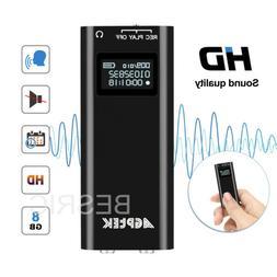 Mini LCD Digital Voice Recorder Dictaphone Audio Sound Recor