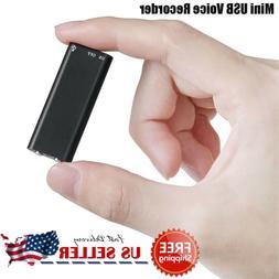 mini spy audio recorder voice listening device