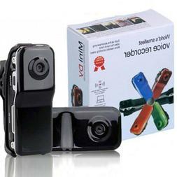 Mini Spy Sport Video Audio Color MD80 HD Micro Camera DVR Re