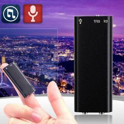 MP3 8GB Spy Recording Device Spy Voice Activated Recorder Mi