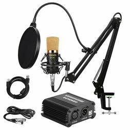 Music Recording Equipment Home Studio Package Bundle Profess