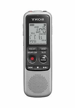 NEW Sony 4GB Digital Portable Travel Dictaphone Voice Record