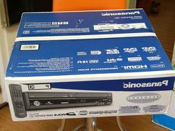 NEW Panasonic DMR-EZ475V HDMI 1080p VHS DVD Recorder Player