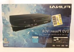 NEW Funai DV220FX4 DVD/VCR Combo Player W/Line in Recording