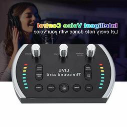 New Electro-Audio sound Mixer Karaoke studio recording micro