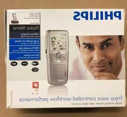 New Philips LFH9600 Pocket Memo Digital Recorder LFH 9600