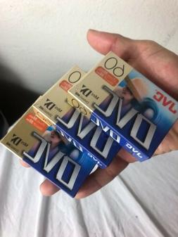 NEW JVC Mini DV Tapes  Recorder MiniDV M-DV60DU Digital Vide
