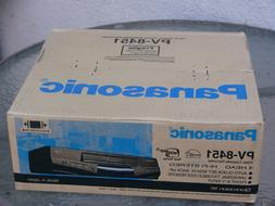 new pv 8451 vhs vcr player 4