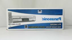 NEW Panasonic PV-V4525S VHS Player Recorder 4 Head Hi Fi Ste