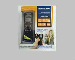 NEW Olympus VN-541PC 4GB Digital Voice Recorder - Black / BR