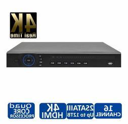 Dahua NVR4216-4kS2 16 Channel NVR Network Video Recorder wit