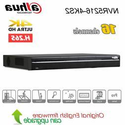 Dahua NVR5216-4KS2 4K NVR 16CH 1U 2 SATA 2 USB Ports Network