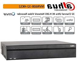 Dahua NVR608-32-4KS2 32CH Ultra 4K H.265 Network Video Recor