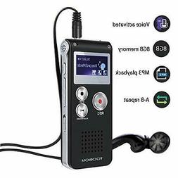 Paranormal Ghost Hunting Equipment Digital EVP Voice Activat
