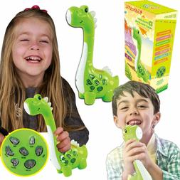 Kidtastic Play Microphone for Kids – Audio, Songs, Facts