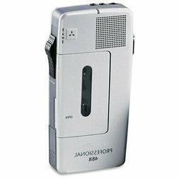 Philips Pocket Memo 488 Slide Switch Minicassette Portable V