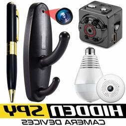 Portable Hidden Spy Wireless Camera IP Security Digital Vide