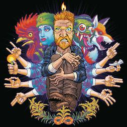 Tyler Childers - Country Squire  Gatefold LP Jacket, 150
