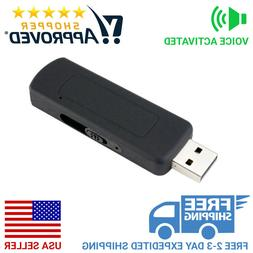 Clearlight Security Pro Grade Voice Activated USB Flash Driv