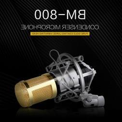 Professional Broadcasting Studio Recording Condenser Microph