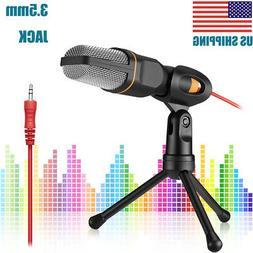 Professional Audio Condenser Microphone Mic Studio Sound Rec
