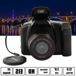 """Professional Digital Camera 3"""" Display 16MP 1080P 16X Zoom F"""