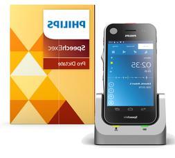 Philips PSP1200 SpeechAir Smart Voice Recorder & SpeechExec